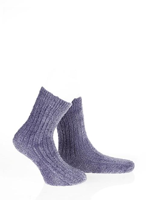 Socksart Çorap Mor